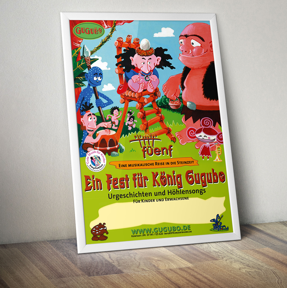 Das Poster zum Hörspiel!